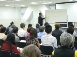 川上社長講演会
